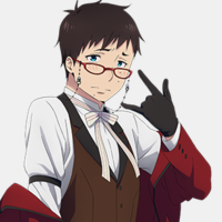 """""""Blue Exorcist"""" And """"Black Butler"""" Stars Swap Outfits For Crossover Collaboration"""