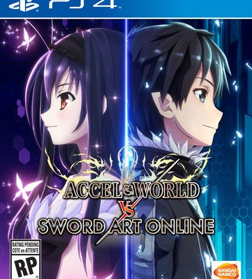 Accel World vs. Sword Art Online PS4/PS Vita Game's English-Subtitled Trailer Streamed