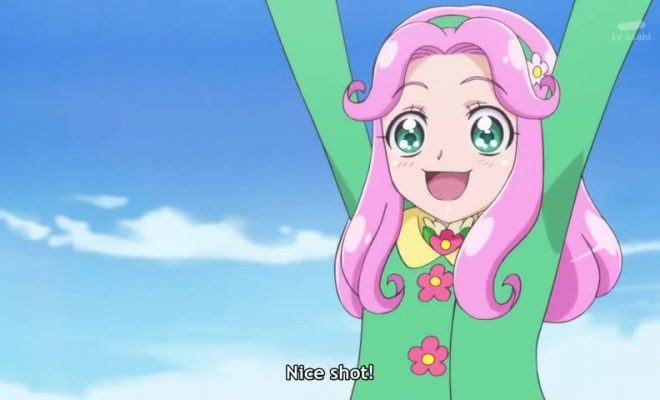 Mahoutsukai Precure! Ep. 47 is now available in OS.