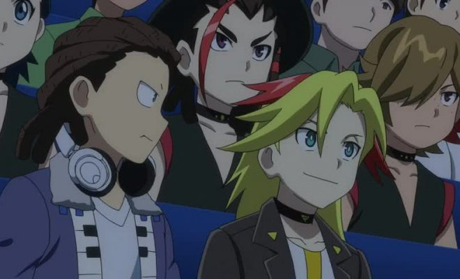 Beyblade Burst Ep. 33 is now available in OS.