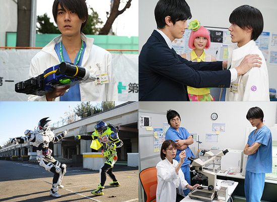 Kamen Rider Ex-Aid Gets 4-Part Taiga Prequel Series