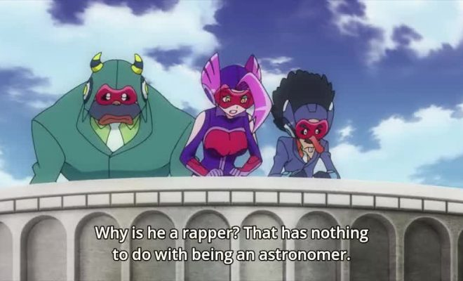 Time Bokan 24 Ep. 16 is now available in OS.