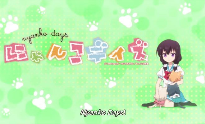 Nyanko Days Ep. 2 is now available in OS.