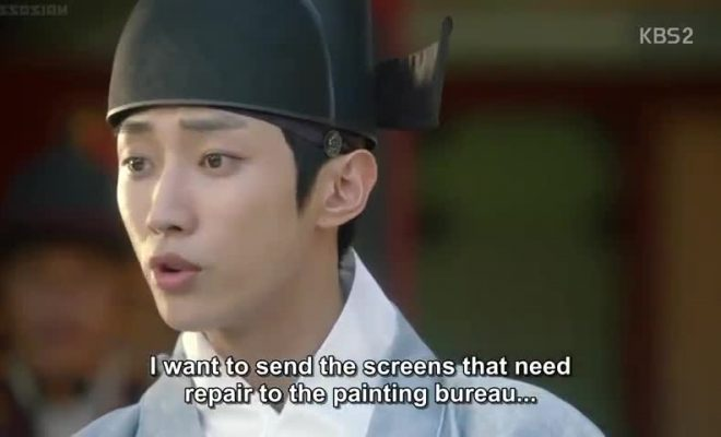 Love in the Moonlight (2016) Ep. 4 is now available in OS.