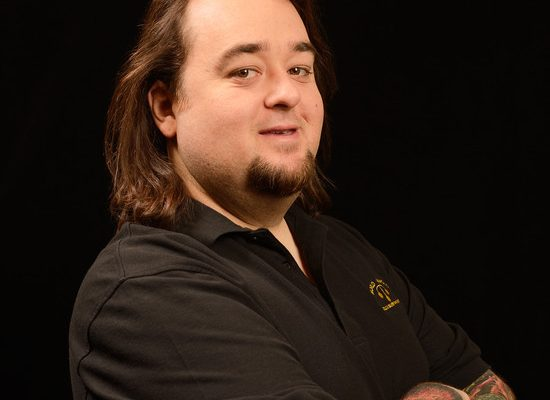 Pawn Stars' Chumlee Appears in Little Witch Academia Anime