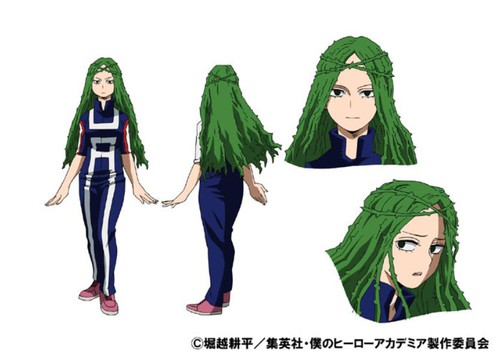 My Hero Academia Anime Reveals 2 New Character Designs For Class 1-B Members