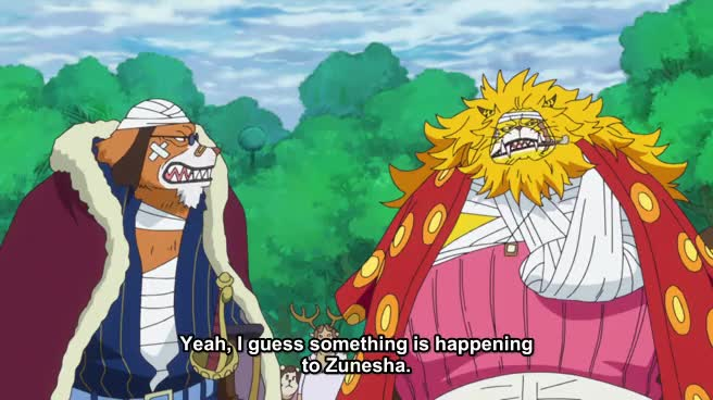 One Piece Ep. 774 is now available in OS.