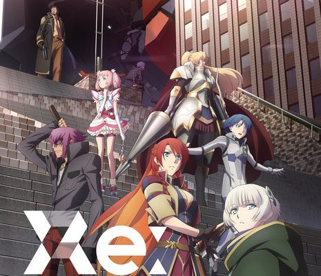 Re:Creators Original Anime Reveals 1st Promo Video, Story, Full Staff, April Premiere