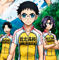 "Home Video Plans Indicate ""Yowamushi Pedal: New Generation"" Episode Count"