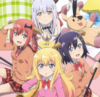 "Crunchyroll Adds ""Gabriel DropOut"" to Winter Anime Simulcasts"