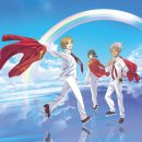 King of Prism: PRIDE the HERO Anime Film's New Trailer Reveals June 10 Debut