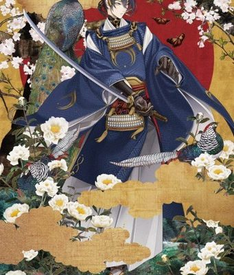 Touken Ranbu Exhibition Celebrates Game's 2nd Anniversary