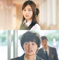 """One Week Friends"" Live-Action Film Posts Two New Clips from Kaori and Yuuki's Viewpoints"