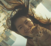 """Gravity Rush 2"" Live-Action Trailer Stars a Gravity-Defying Cat"