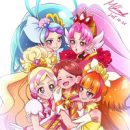 """""""Go! Princess PreCure"""" New Novel Hits Japanese Stores March 15"""