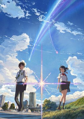 Shinkai's 'your name.' Tops Spirited Away as Highest Grossing Anime Film Worldwide