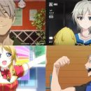 Russian Anime Characters Show Off Their Silver Hair