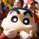 "Get Ready to Shake It with New ""Crayon Shin-chan"" Remix Video"