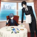 """Black Butler Book Of Atlantic"" Anime Movie Promo Arrives In Time For Advanced Screenings"
