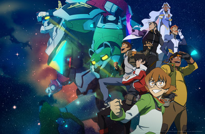 Voltron: Legendary Defender Season 2 Video Shows Wormhole Catastrophe