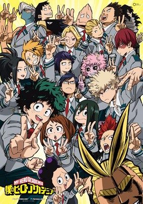 My Hero Academia Gets 'Smash Tap' Smartphone Game