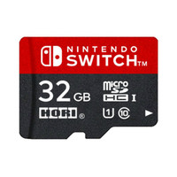 HORI to Release Their Own Nintendo Switch-Branded MicroSD Cards