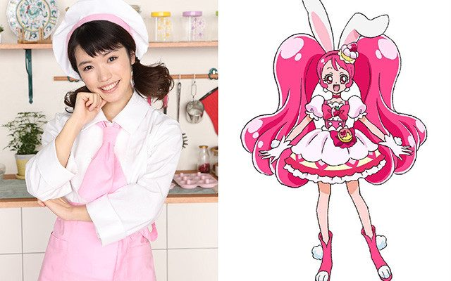 Kirakira Precure a la Mode Anime's New Trailer Previews Story