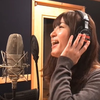 Watch How Voice Actress Mikako Komatsu Recorded Her New Song in Studio