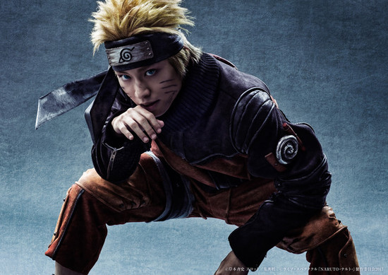 New Live Spectacle Naruto Stage Musical Reveals Visuals For Naruto, Sasuke, Itachi