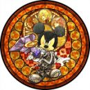 """Kingdom Hearts"" Celebrates 15 Years with Stained Glass Clocks in Shinjuku Station"