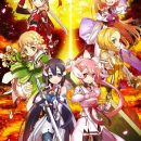 Yuki Yuna Is a Hero TV Anime's 2nd Season Premieres in October