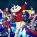 Crayon Shin-chan 25th Anniversary Live Action MV Emerges