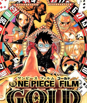 One Piece Film Gold's English-Dubbed Clip Introduces Dice