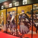 Touken Ranbu 2nd Anniversary Exhibit Unveiled
