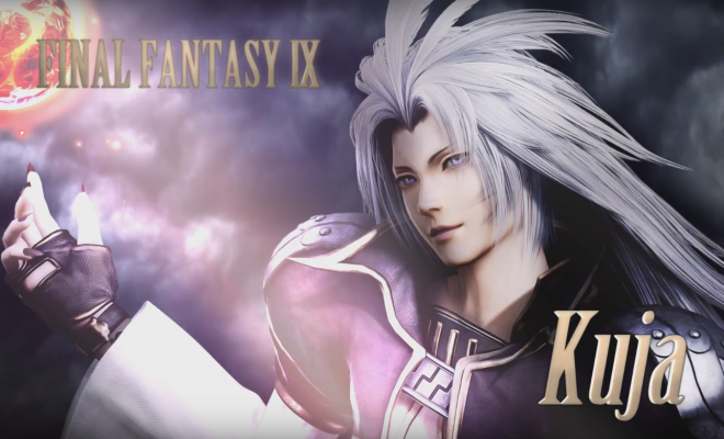 "Dissidia Final Fantasy Recruits ""Hopelessly Effete"" Kuja"