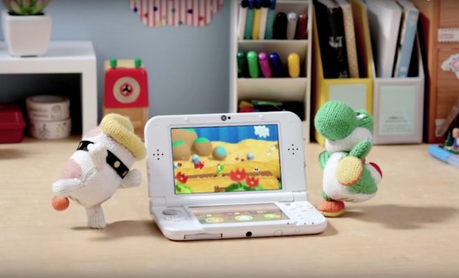 Poochy, Yoshi Fail at Fetch in Woolly World 3DS Game's Video