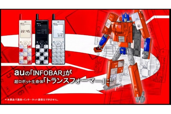 Transformers Phone Crowdfunding Campaign Raises 10x Its Goal in 2 Days