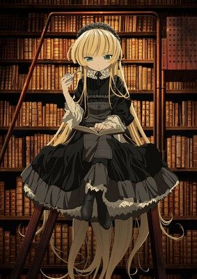 Funimation Teases Gosick Anime Announcement