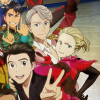 "Over A Dozen Skaters Gather For ""Yuri!!! On Ice"" All-Night Screening Event Visual"