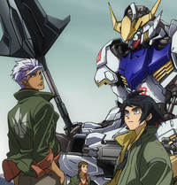 "Crunchyroll Adds English Version of ""Mobile Suit GUNDAM Iron Blooded Orphans"" Anime"