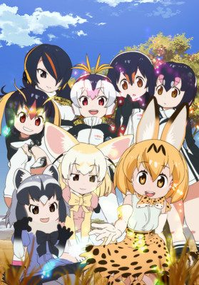 Kemono Friends Concept Designer: Project to Continue After Anime