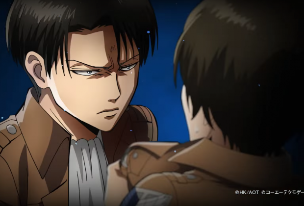 "Shingeki no Kyojin Game ""Why A Visual Novel?"""