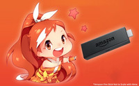 Crunchyroll Now on Amazon FireTV!