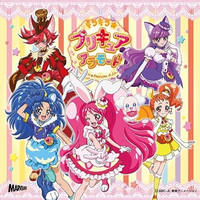 """KiraKira PreCure"" OP&ED Movies, Cure Whip Transformation Footage Officially Posted Online"