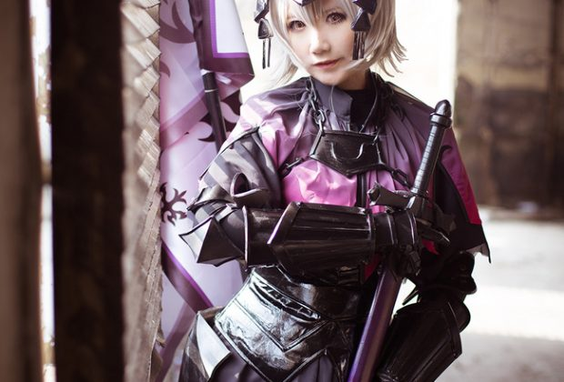 Jeanne d'Arc Cosplay Highly Dominant