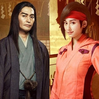 "Check Visuals of Tetsuya&Tetsuko Murata in ""Gintama"" Live-Action Film"
