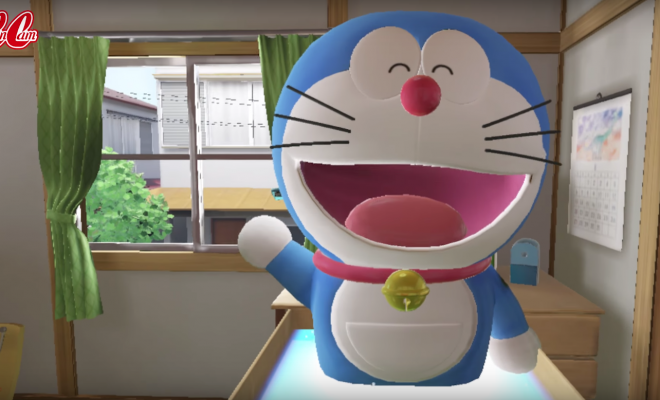 "Doraemon VR Experience ""Doko Demo Door!"""