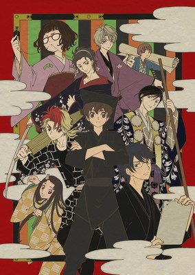 CLAMP-Designed Kabukibu! Anime Reveals Cast With Video
