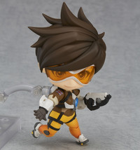 Pre-Orders Begin for Good Smile Company's Overwatch Nendoroid Tracer: Classic Skin Edition