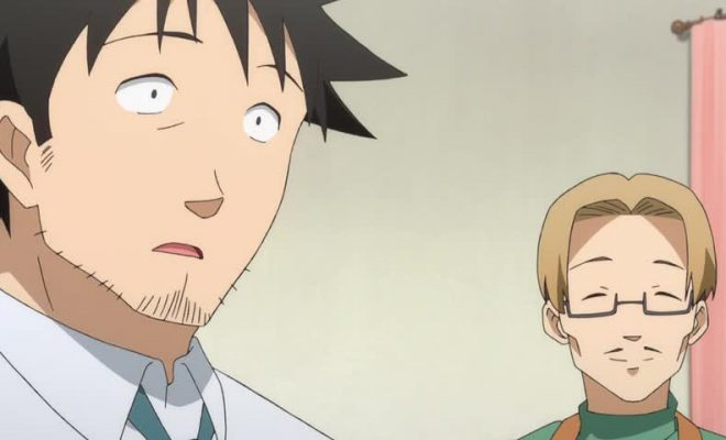 Demi-chan wa Kataritai Ep. 6 is now available in OS.